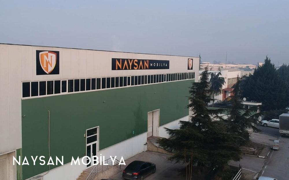 Naysan Mobilya Fabrika Filmi