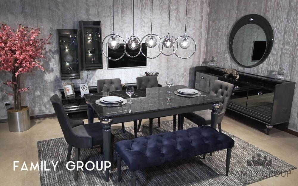 Family Group Puma  Yemek Odası Ürün Videosu