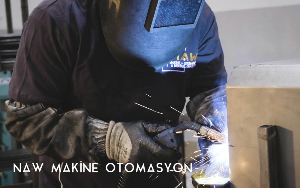 Naw Makine Otomasyon Fabrika Tanıtım Filmi
